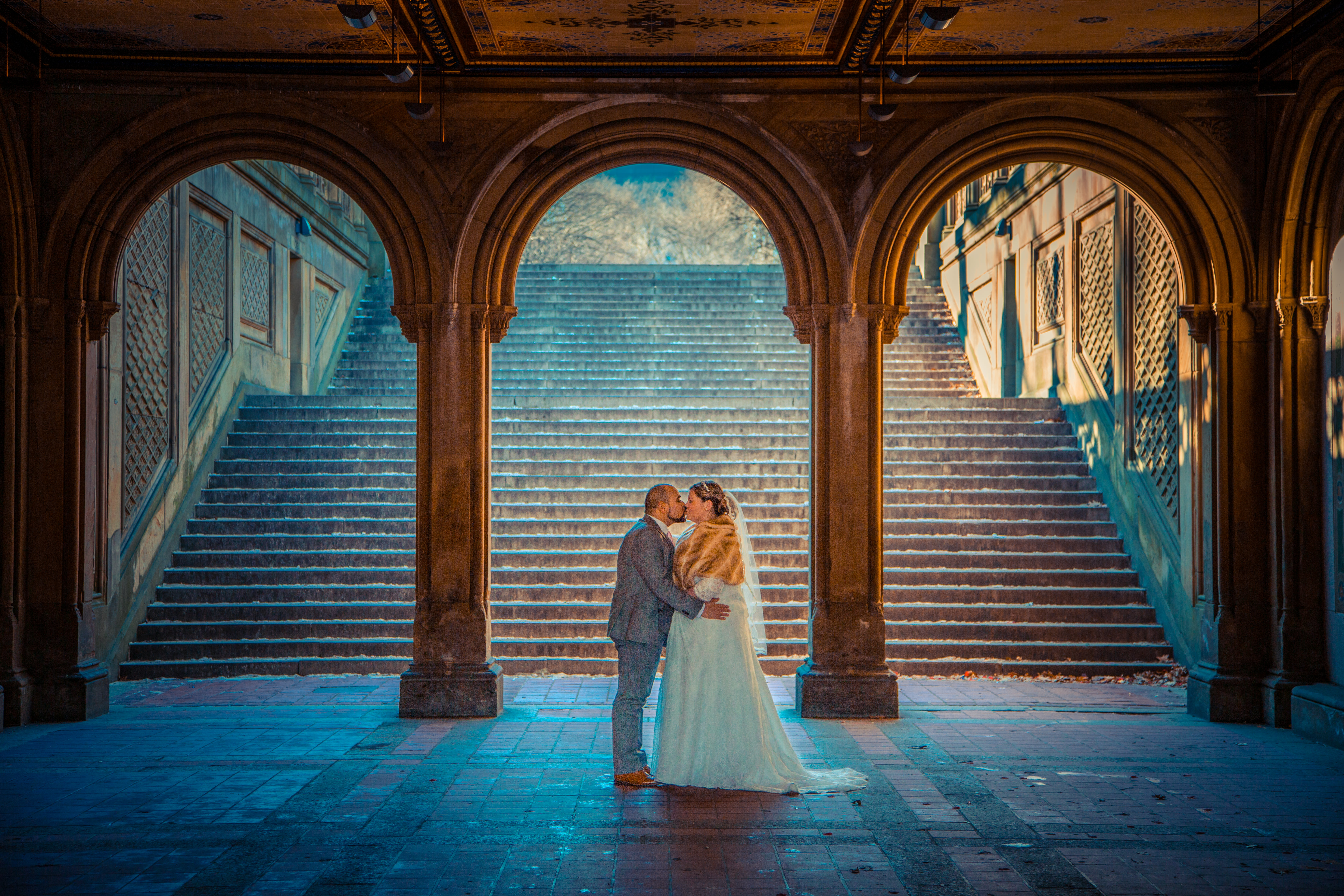 Wedding Photography in Central Park New York