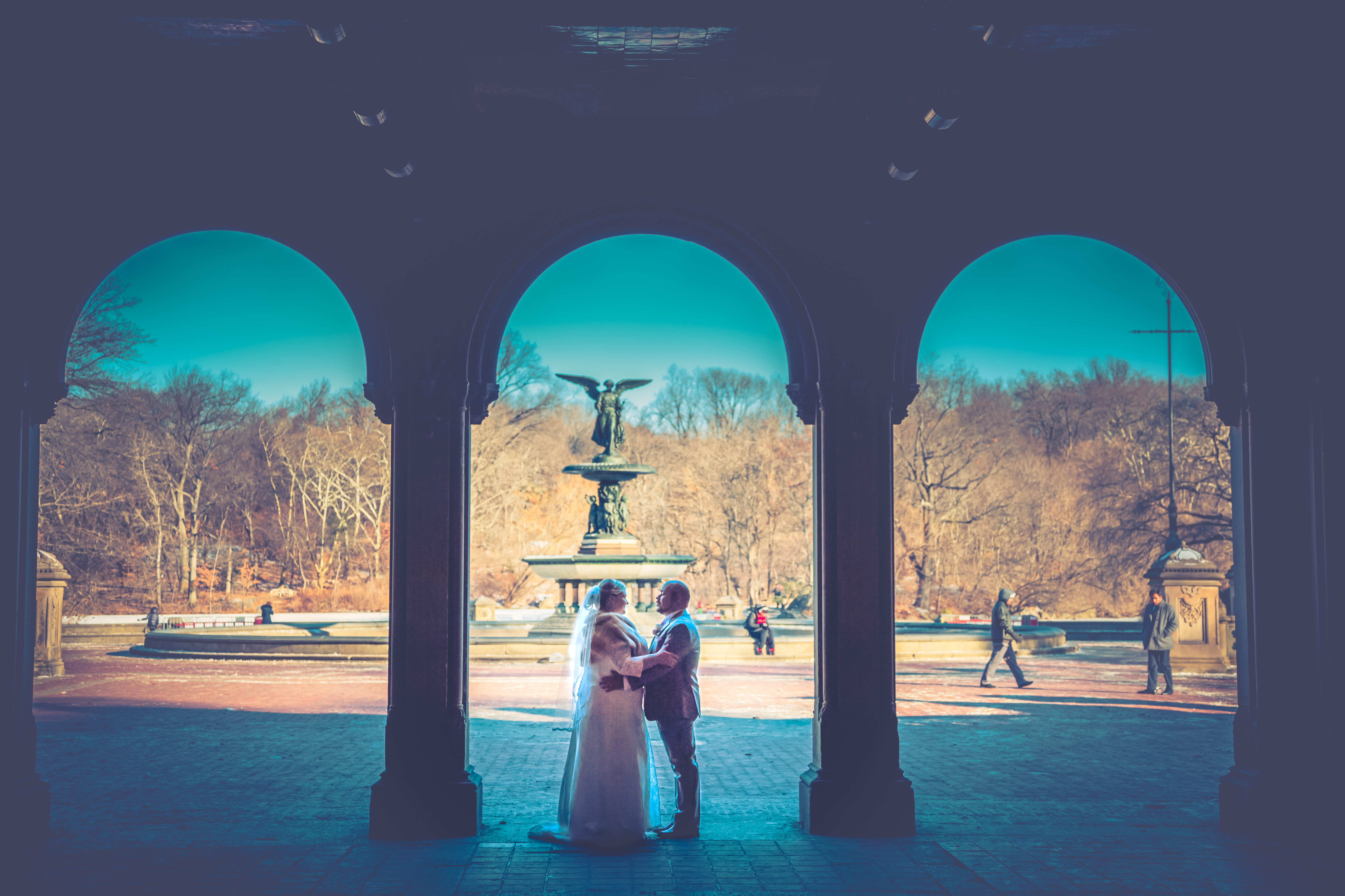 Engagement Photography in Central Park New York
