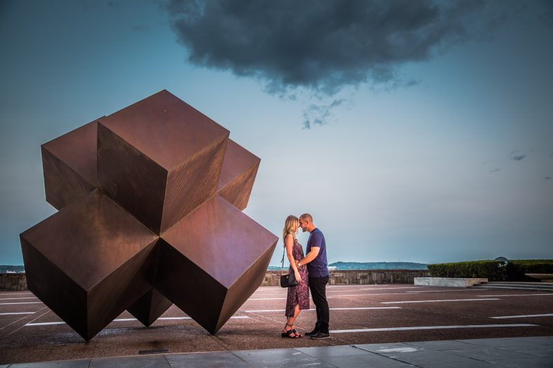 Engagement Photographer in Albany