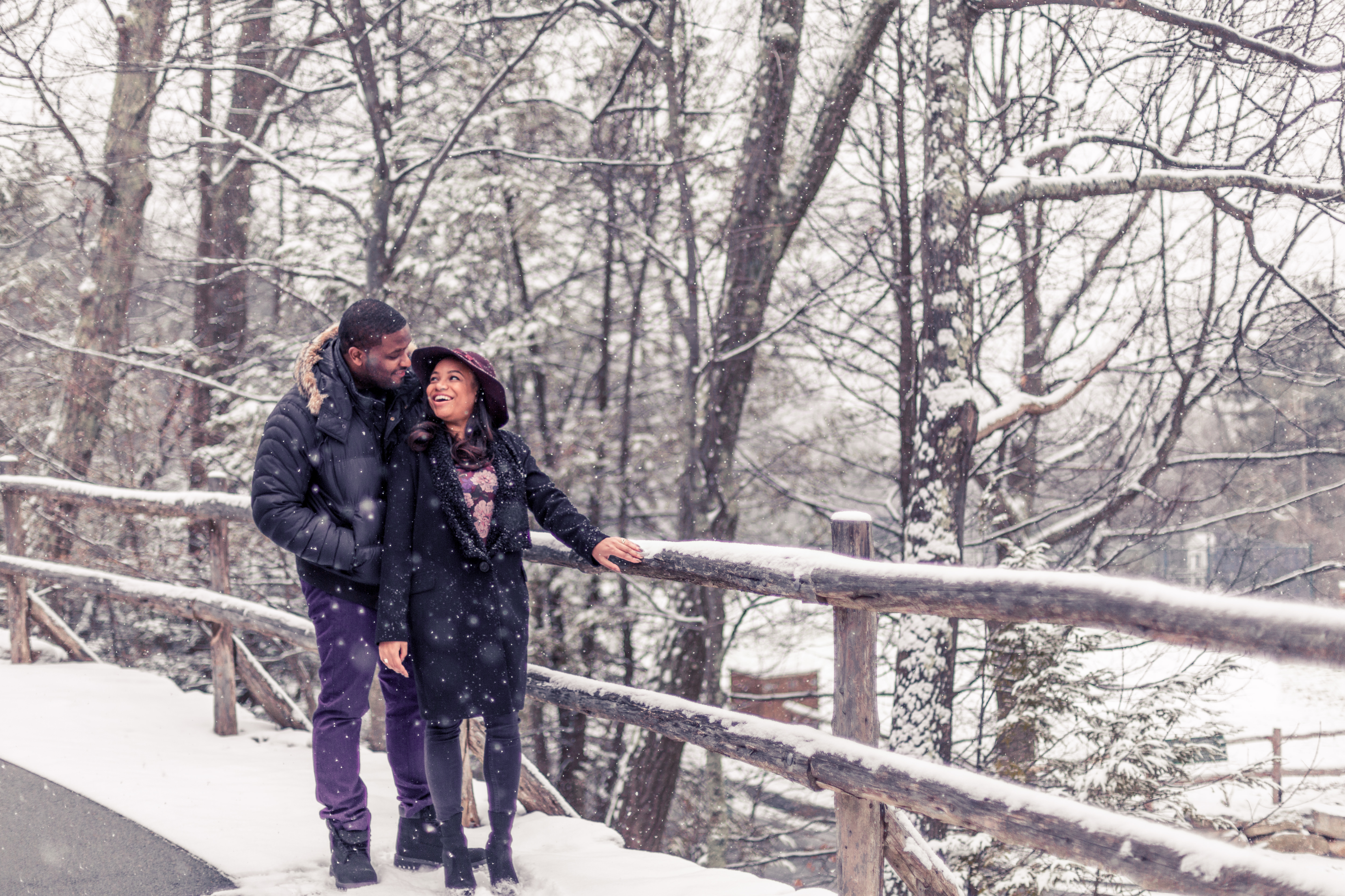 Engagement Photography in Hudson Valley
