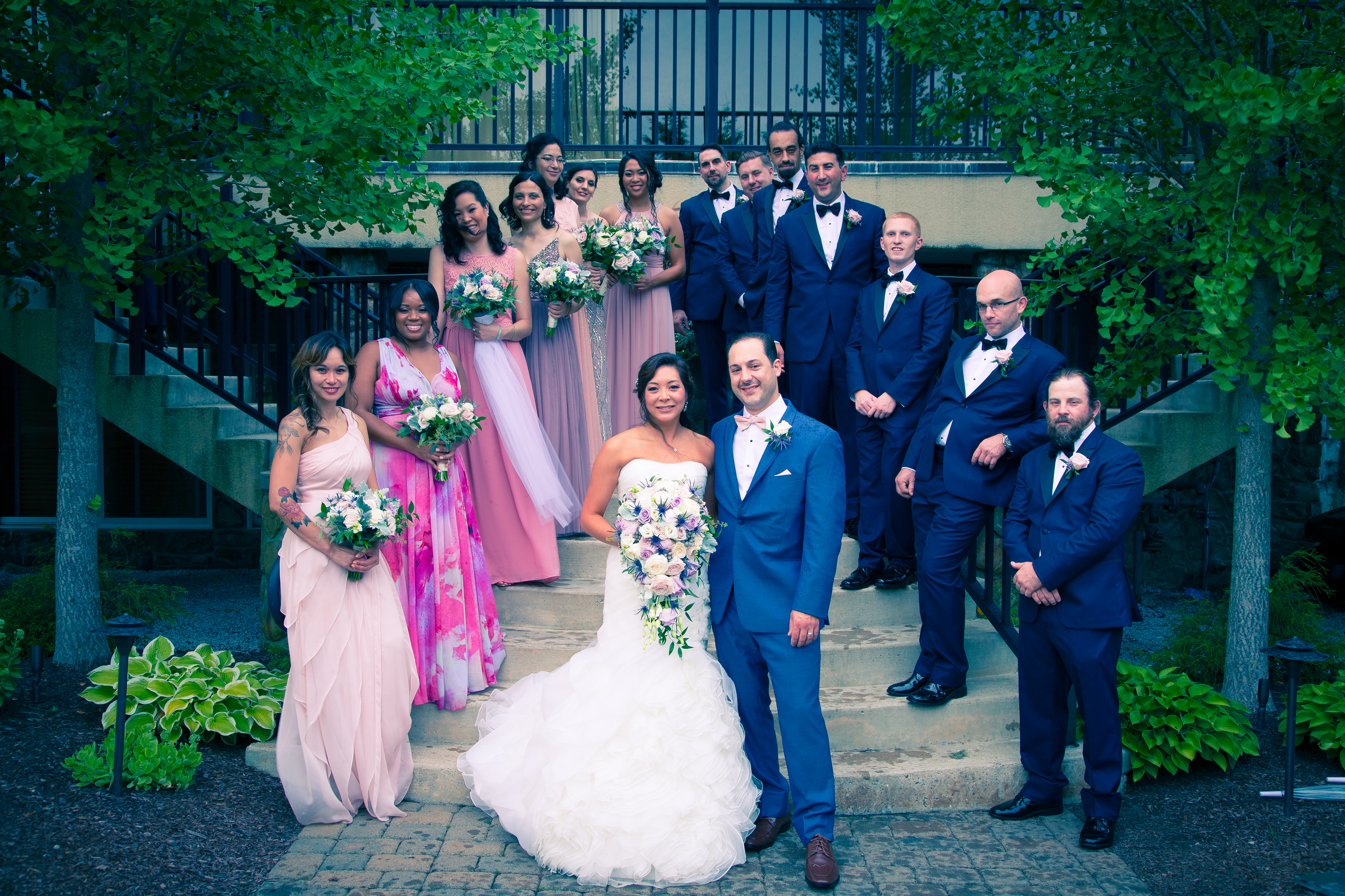 Wedding Photography in Minerals Hotel in Vernon New Jersey