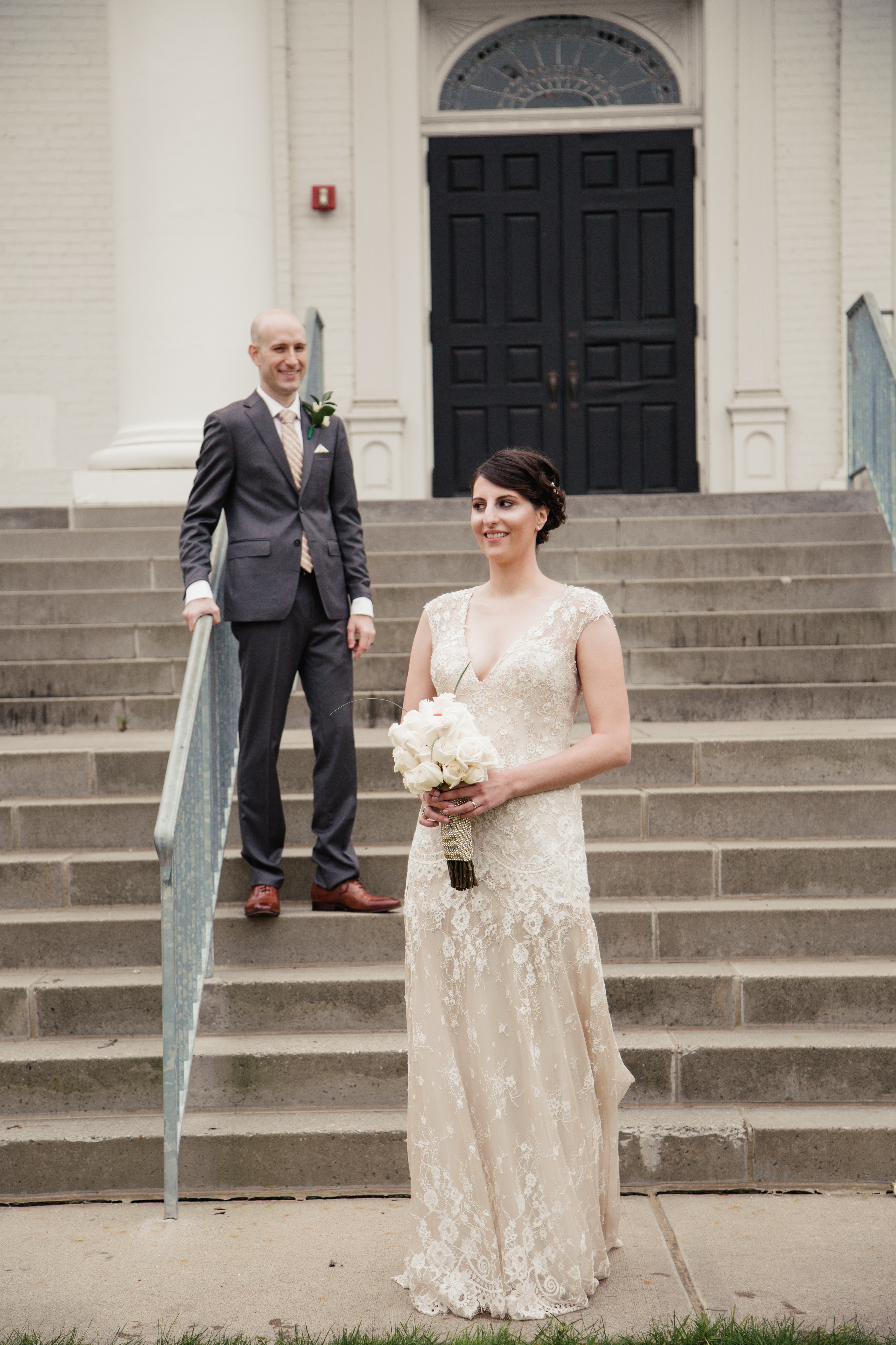 Wedding Photography in The First Church of Christ