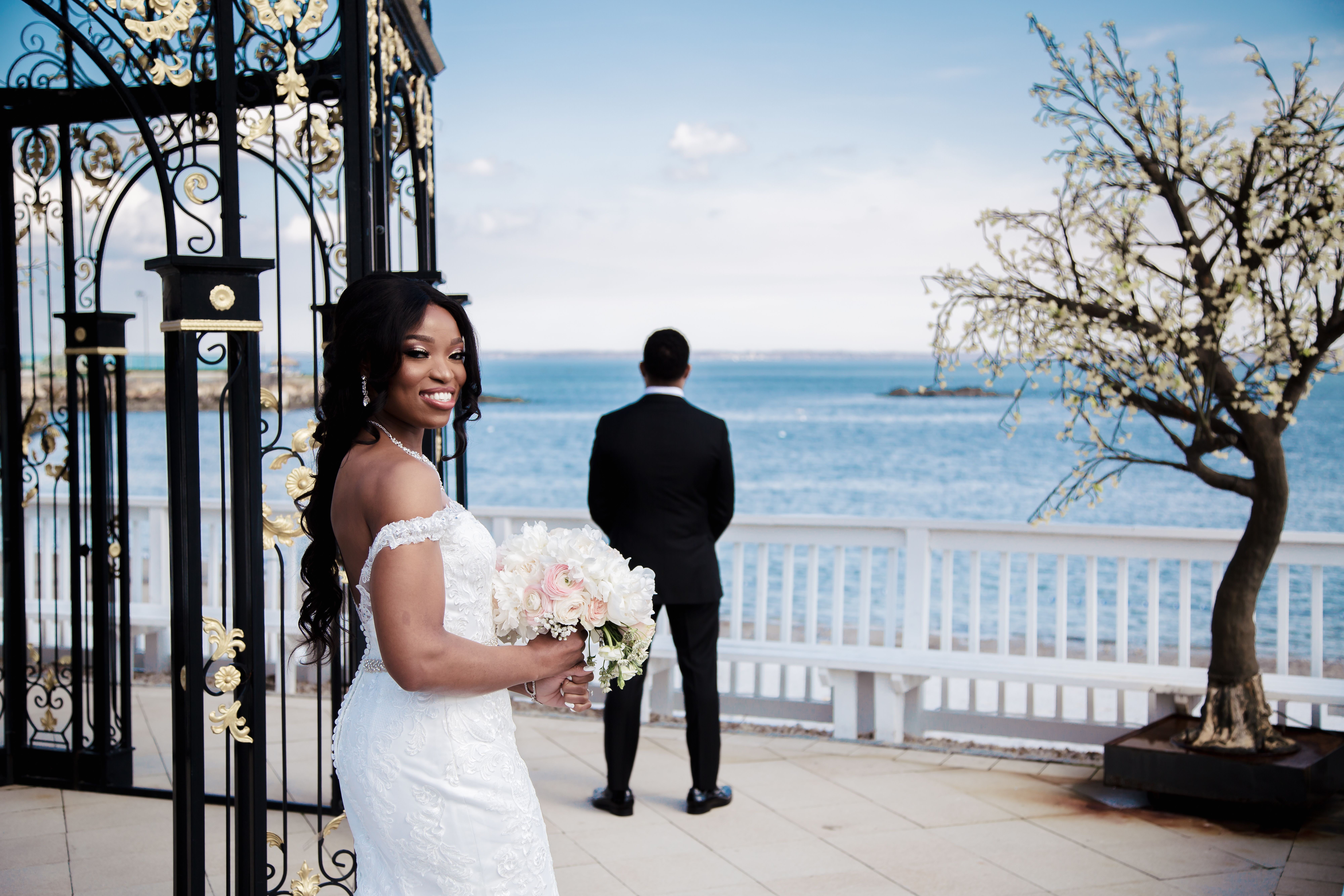 Wedding Photography in Surf Club On The Sound New Rochelle NY_Wedding Photography in The Riverview