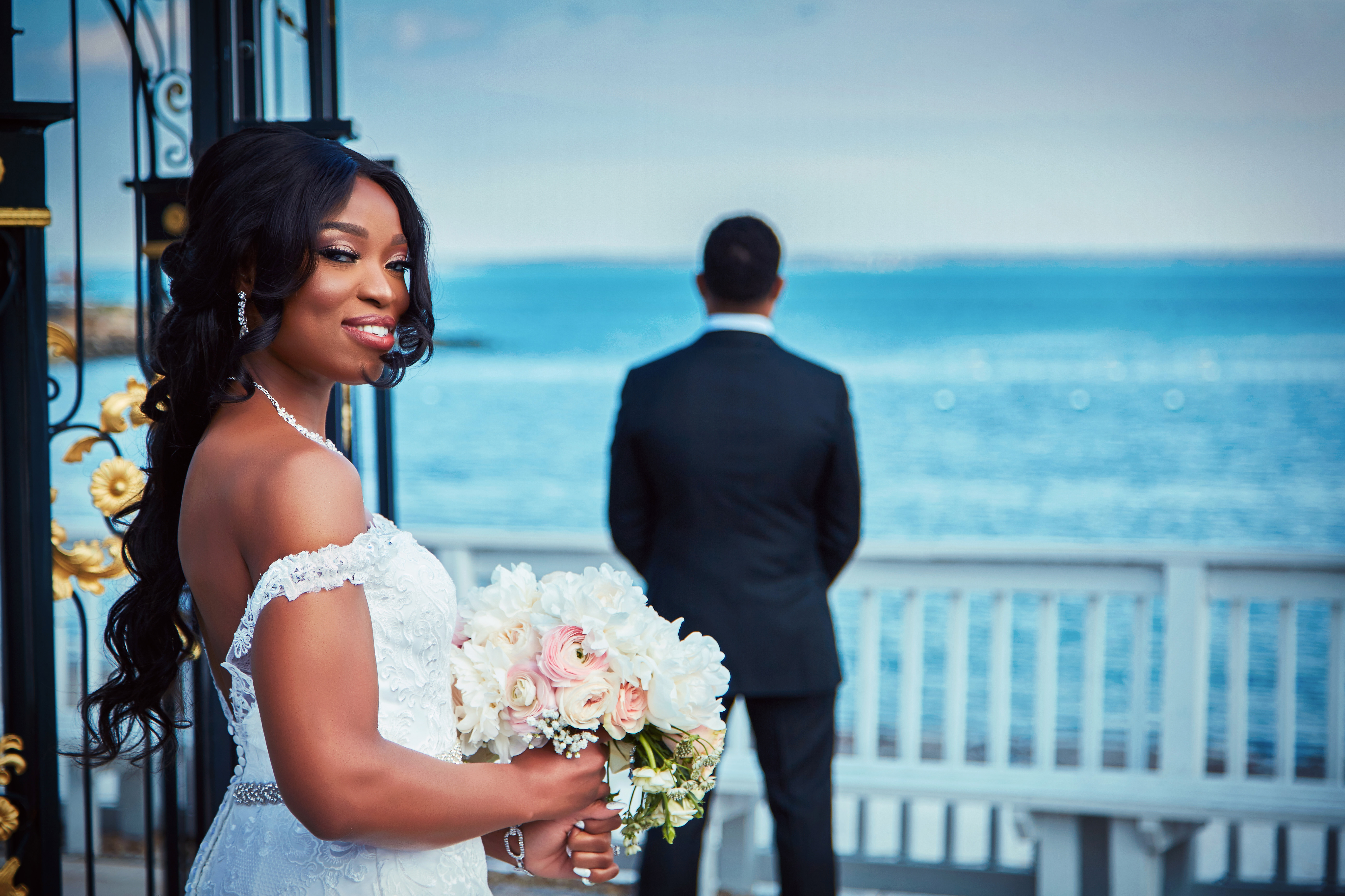 Wedding Photography in Surf Club On The Sound_Wedding Photography in Yonkers New York