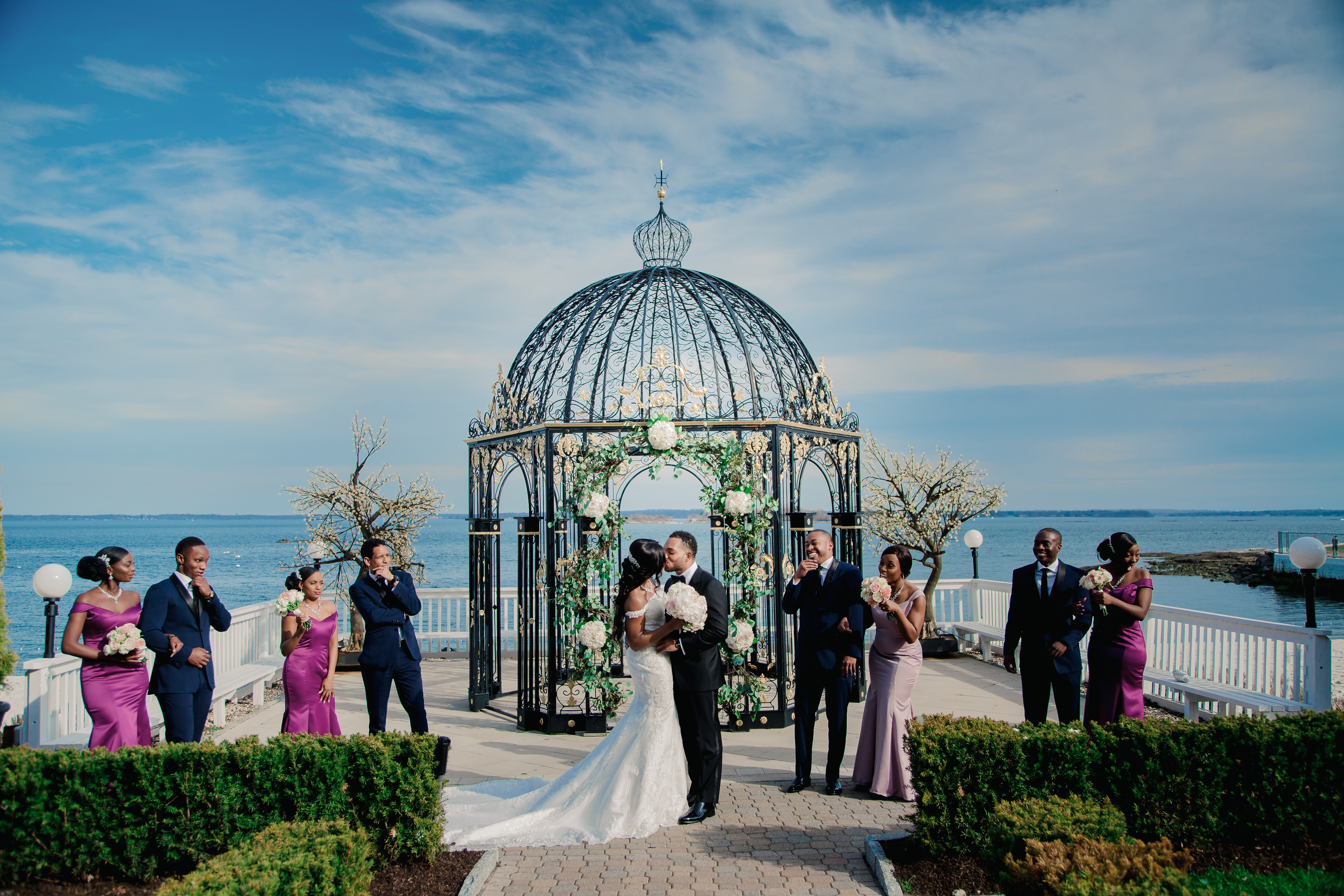 Wedding Photography in Surf Club On The Sound_The Riverview Weddingwire