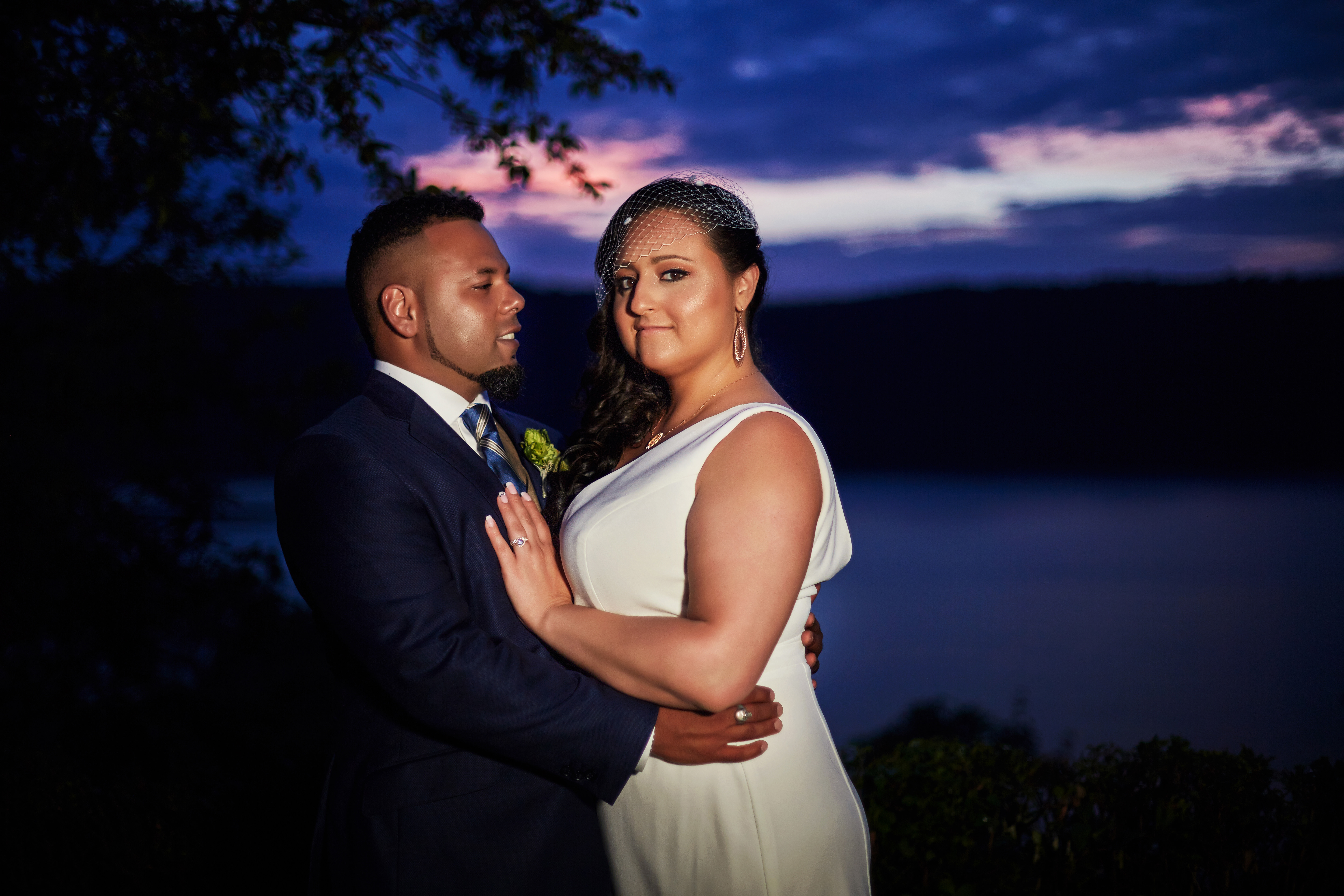 The Riverview Yonkers New York Wedding Photography