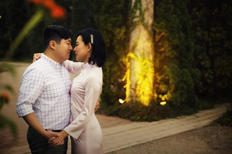 Wedding Photography in Grounds For Sculpture