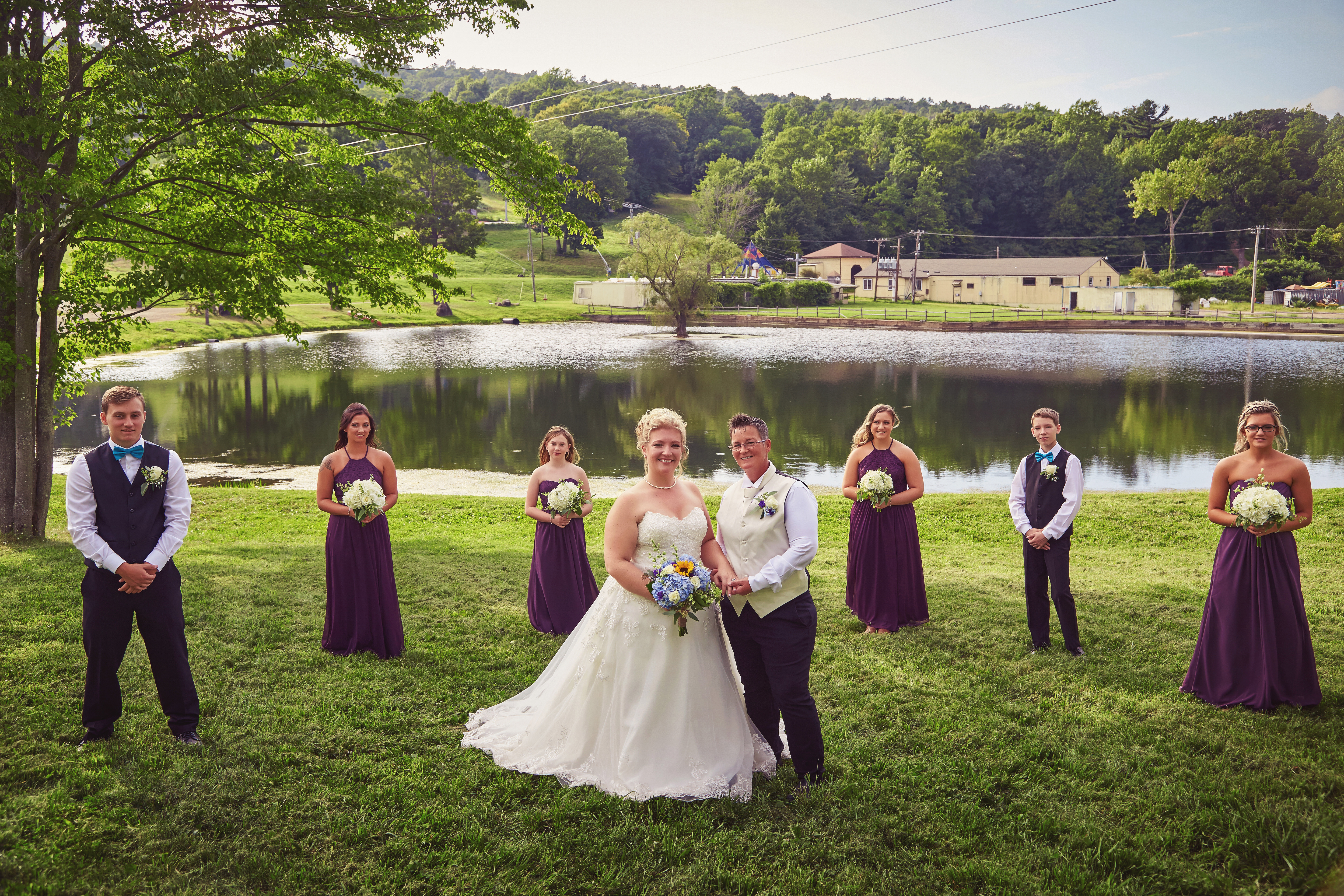 Wedding Photography in Middlefield, Connecticut