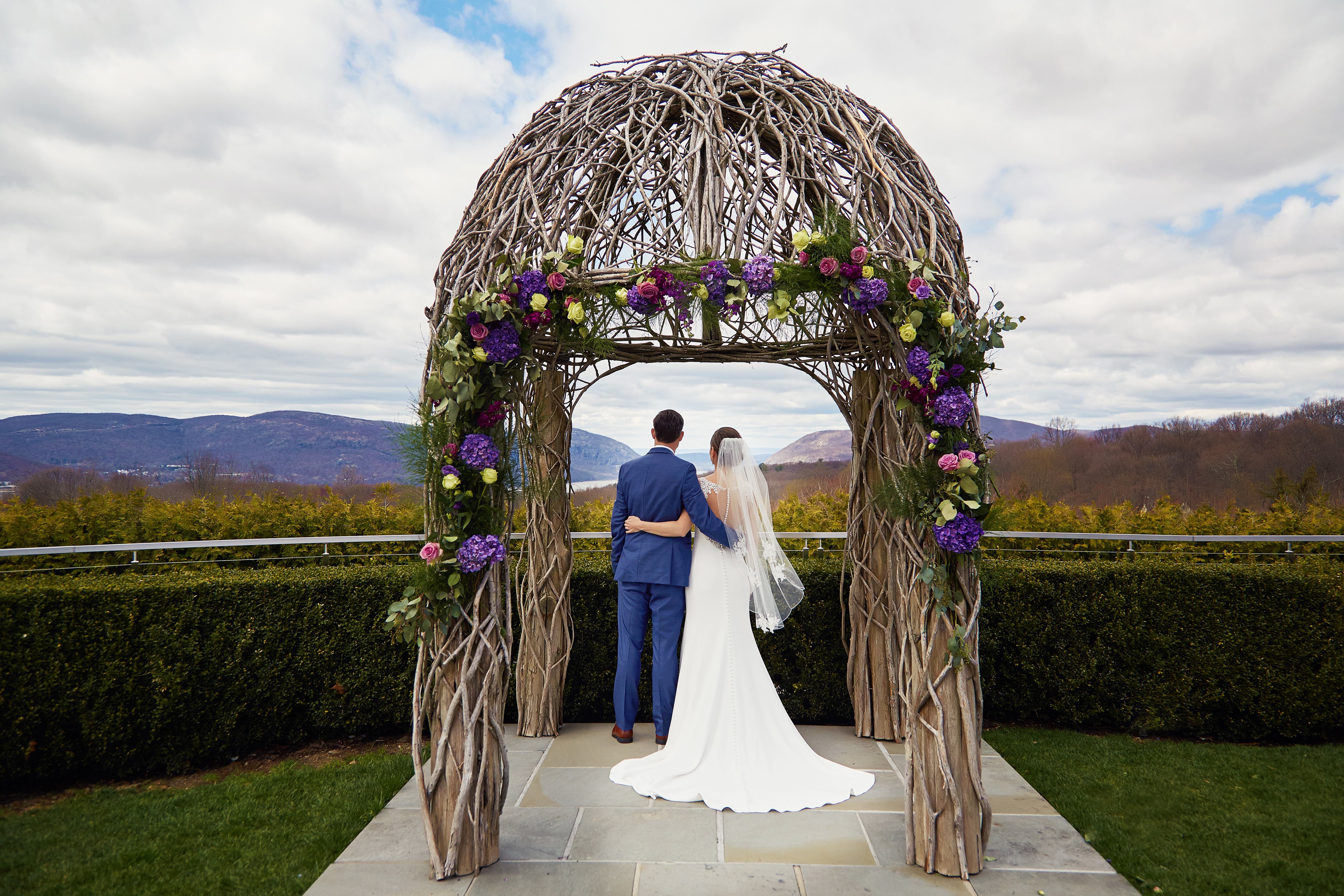 Wedding Photography in Garrison New York