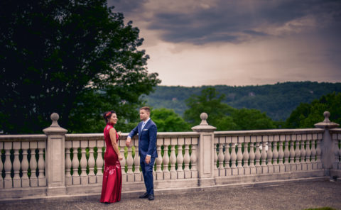 The Culinary Institute of America Wedding Photographers