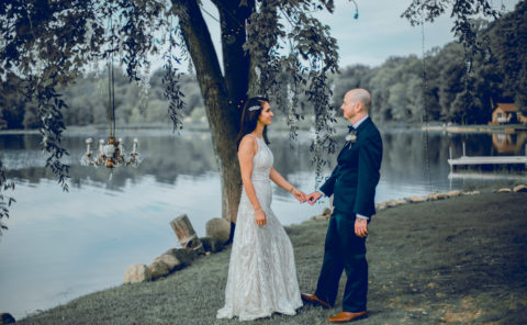 Andre\'s Lakeside Dining Wedding Photography