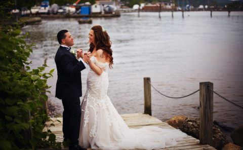Wedding Photography in View On The Hudson NY