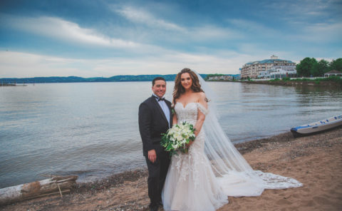 Wedding Photography in View On The Hudson Piermont NY